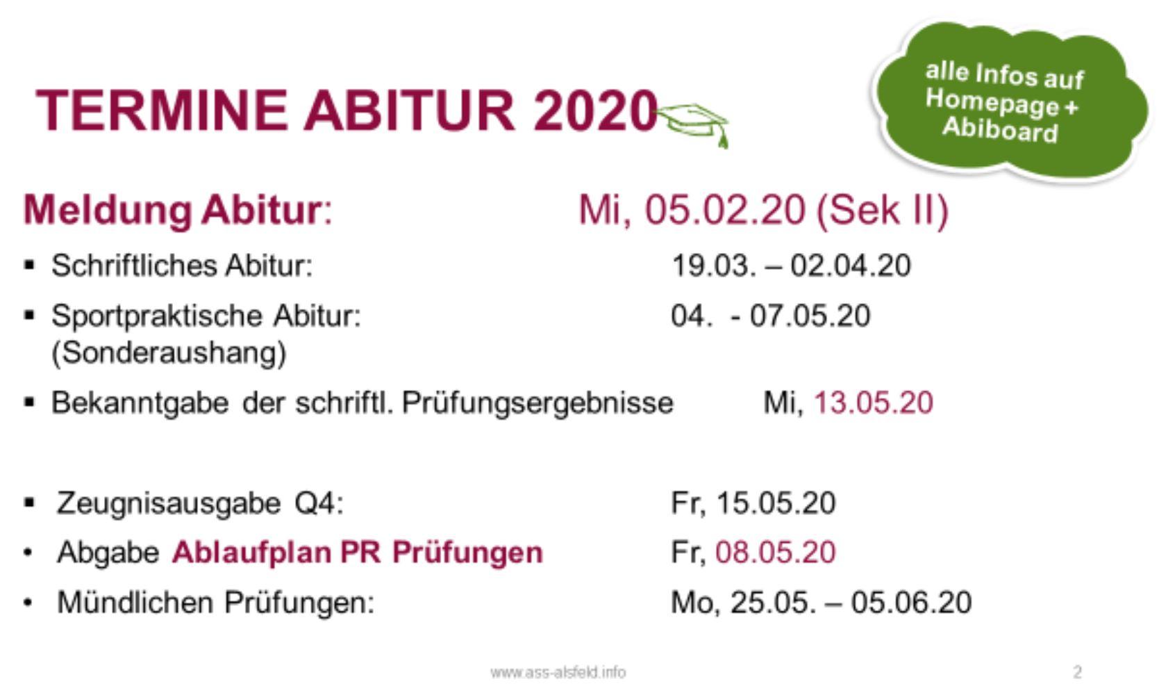 Abitur In Hessen Ein Guter Weg Pdf